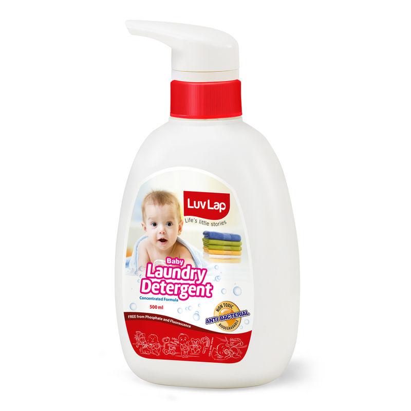 LuvLap Baby Liquid Laundry Detergent - 18177