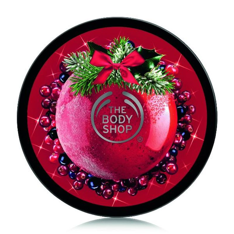 The Body Shop Frosted Berries Body Butter
