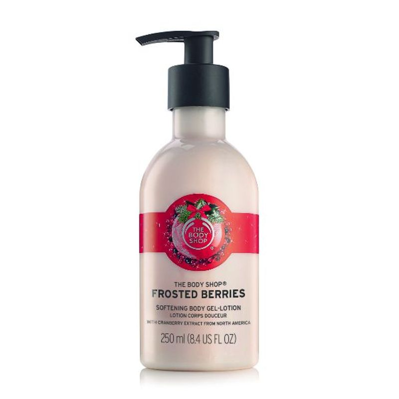 The Body Shop Frosted Berries Body Lotion