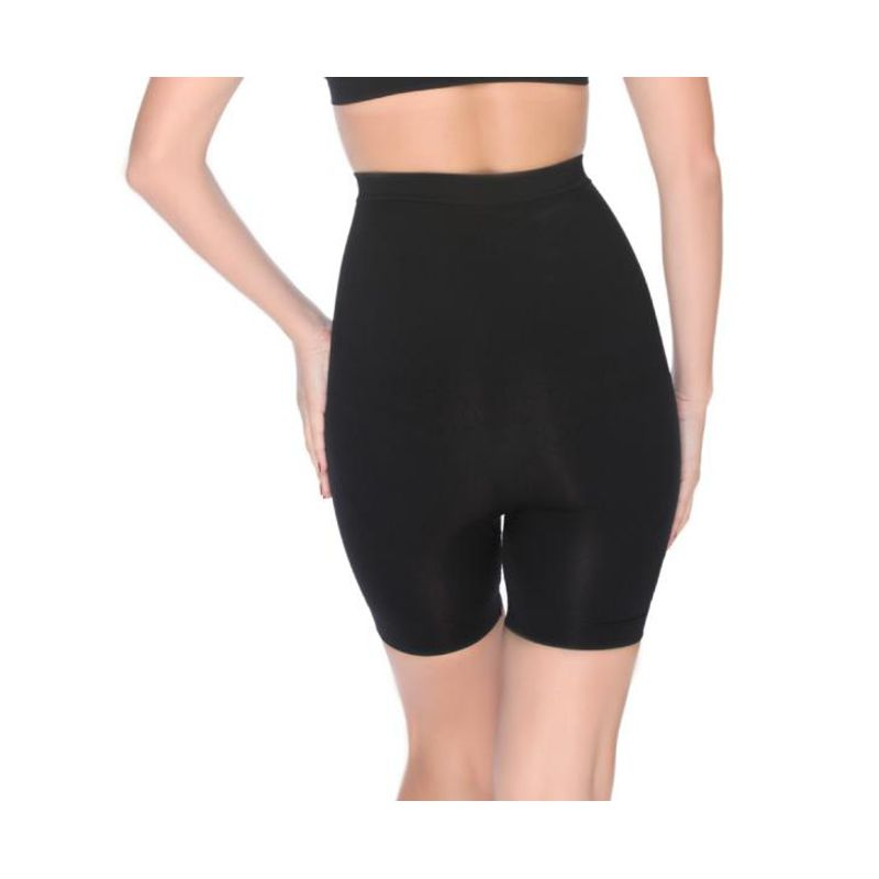 26f6b876f5765 C9 Seamless Low Control Thigh Black Women Shapewear - Black at Nykaa.com