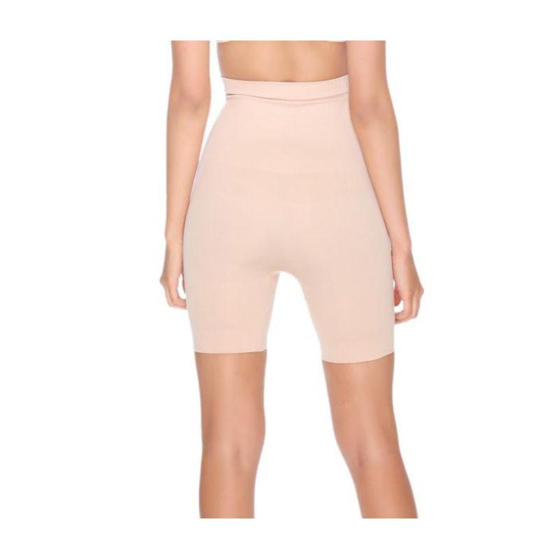 38fd35f01f C9 Seamless High Control Thigh Nude Women Shapewear - Nude (XXL) at  Nykaa.com