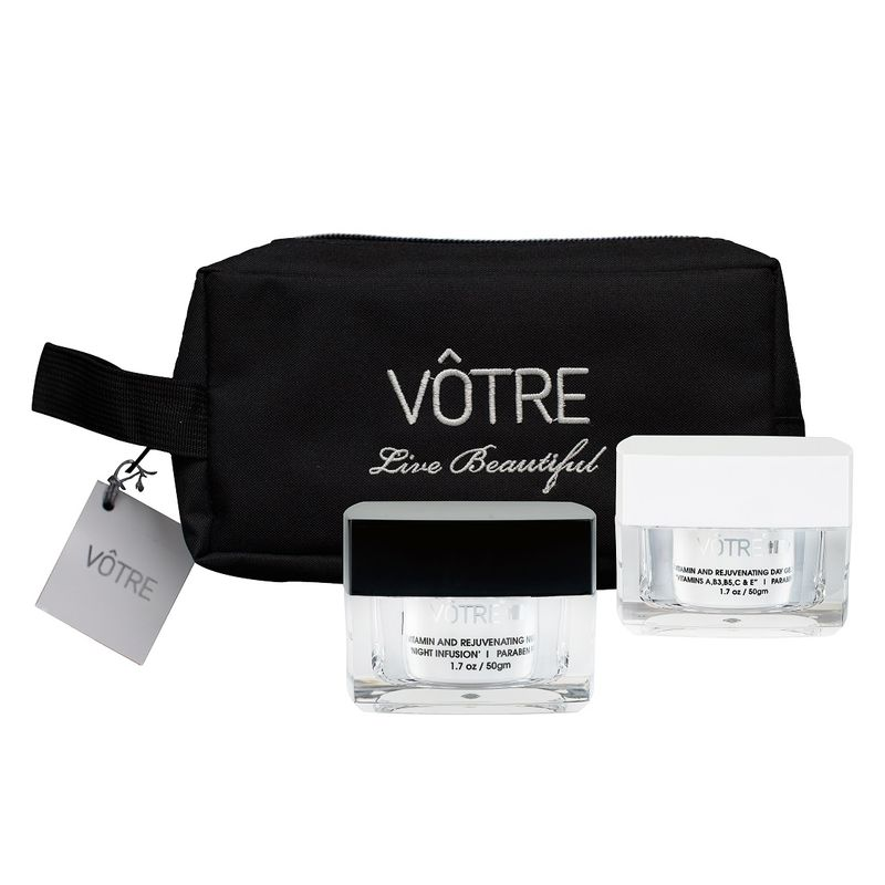 Votre Complete Skin Renewal Day & Night Kit