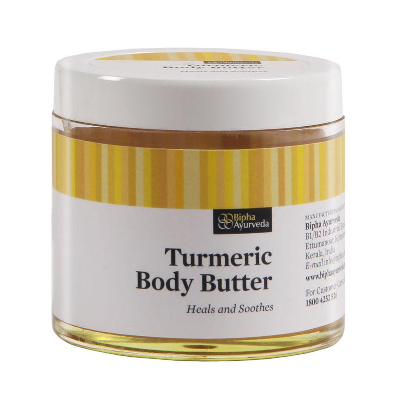 Bipha Ayurveda Ujjwala Alleppy Turmeric Body Butter