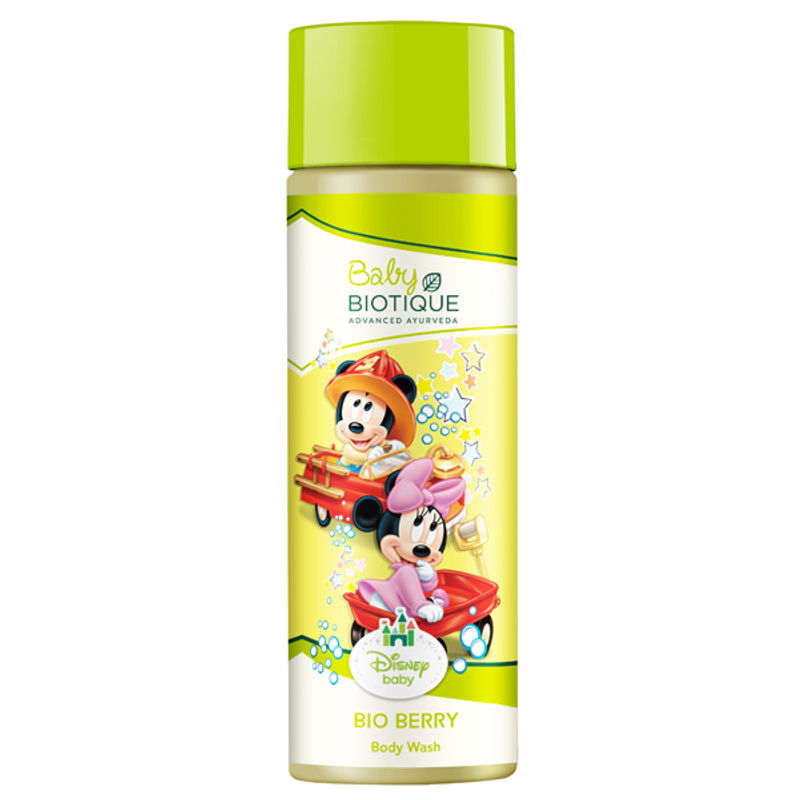 Biotique Disney Baby Boy Bio Berry Body Wash