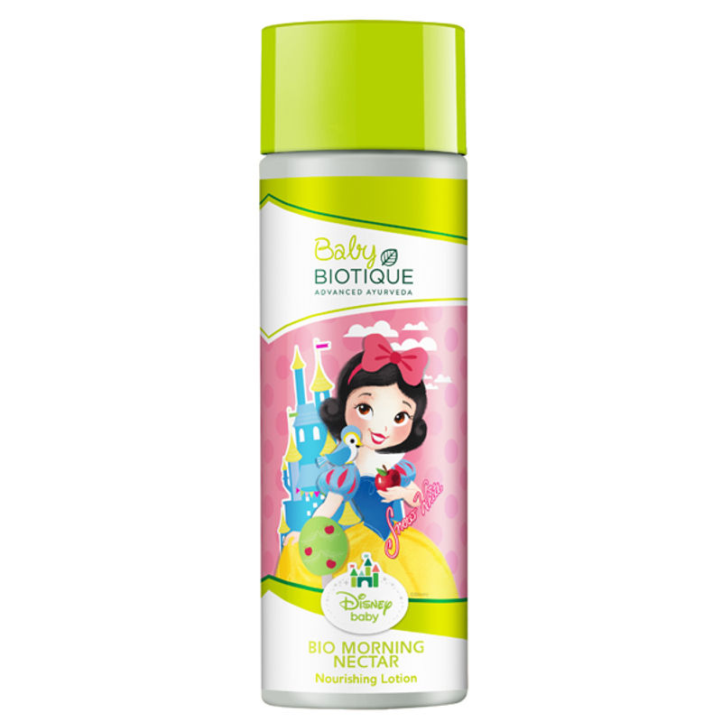 Biotique Disney Baby Girl Bio Morning Nectar Nourishing Lotion