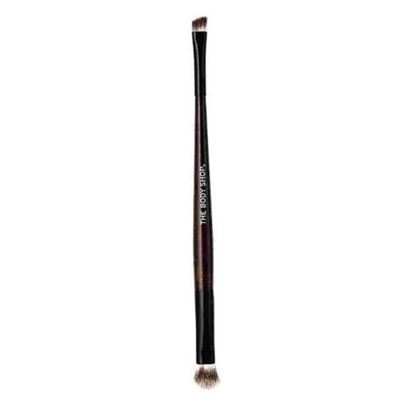 The Body Shop Double-Ended Eye Shadow Brush