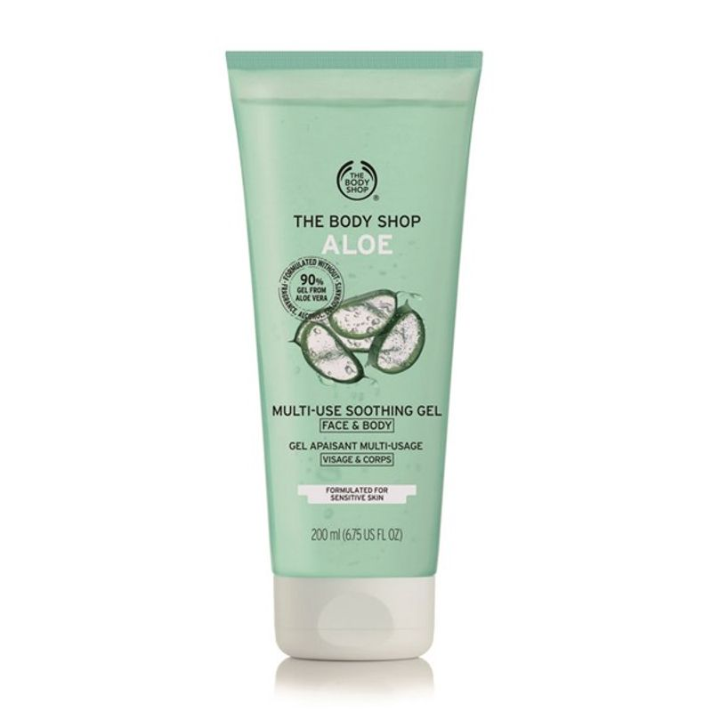 The Body Shop Aloe Multi-Use Soothing Gel