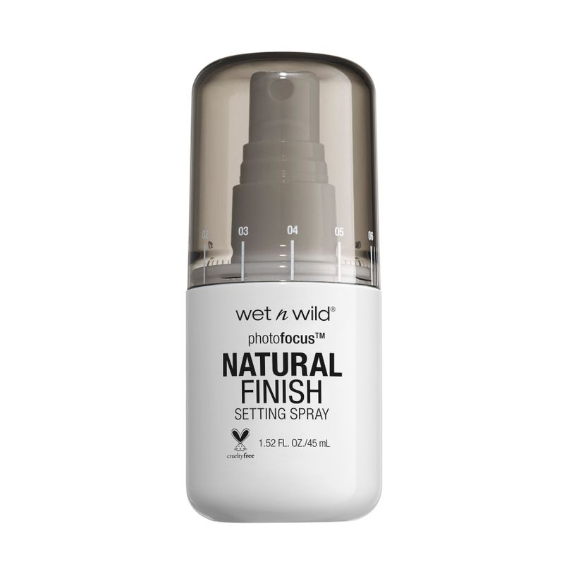 Wet N Wild Photofocus Natural Finish Setting Spray - Seal The Deal