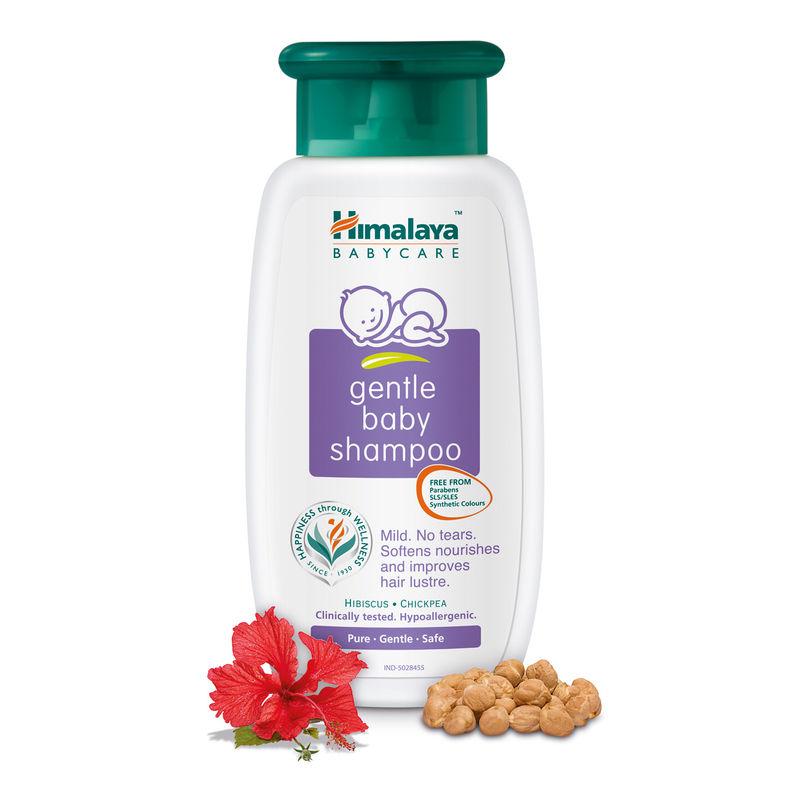 Himalaya Baby Care Gentle Baby Shampoo