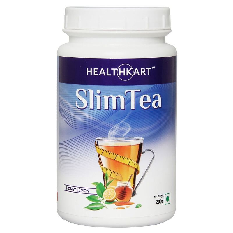 Healthkart SlimTea Honey Lemon