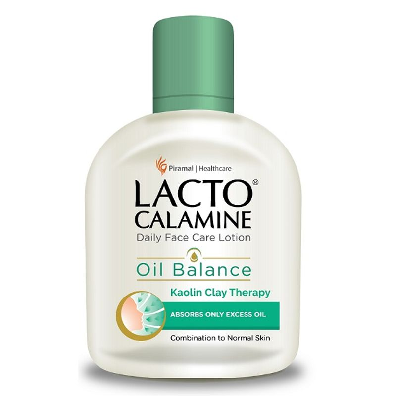 Lacto Calamine Oil Balance Lotion (Combination To Normal Skin) - 8904026625778