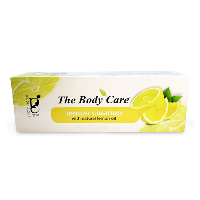The Body Care Lemon Cleanup With Natural Lemon Oil Kit