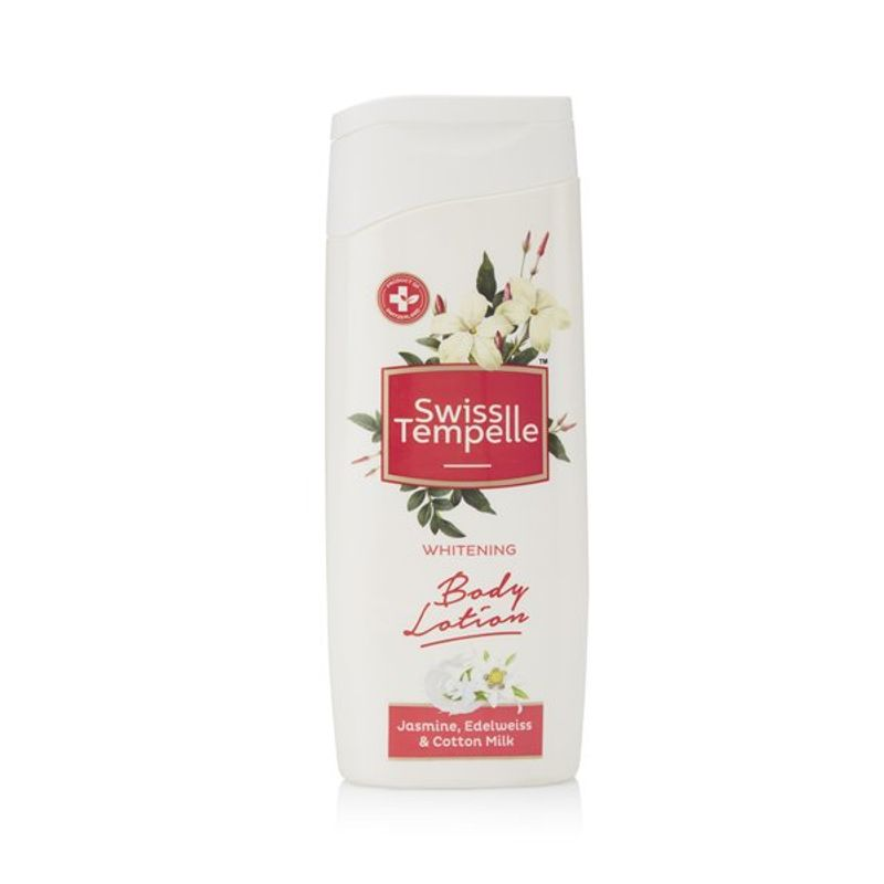Swiss Tempelle Whitening Body Lotion