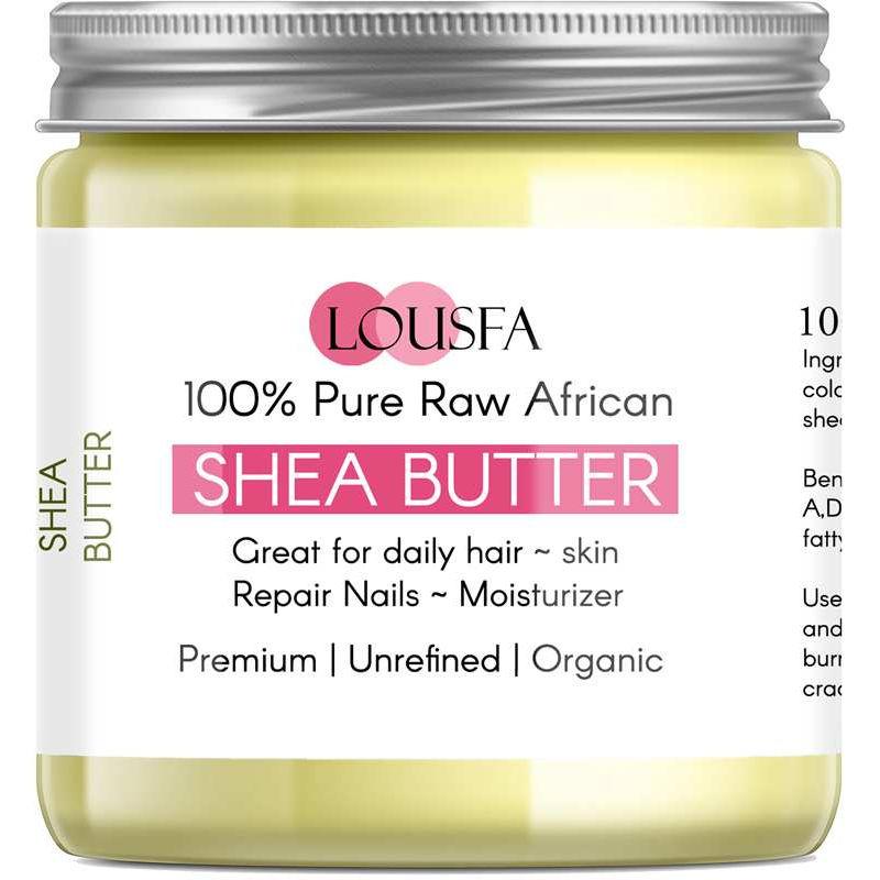 Lousfa Organic Ivory Pure Shea Butter