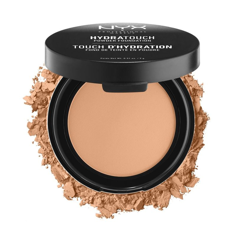 NYX Professional Makeup Hydra Touch Powder Foundation - 09 Fawn