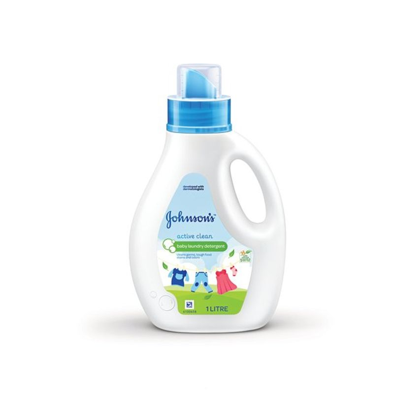 Johnson's Active Clean Baby Laundry Detergent (Rs. 200 Off)