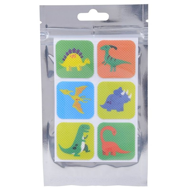 Being Safe Mosquito Repellent Patches - Dinosaur (Pack Of 3)