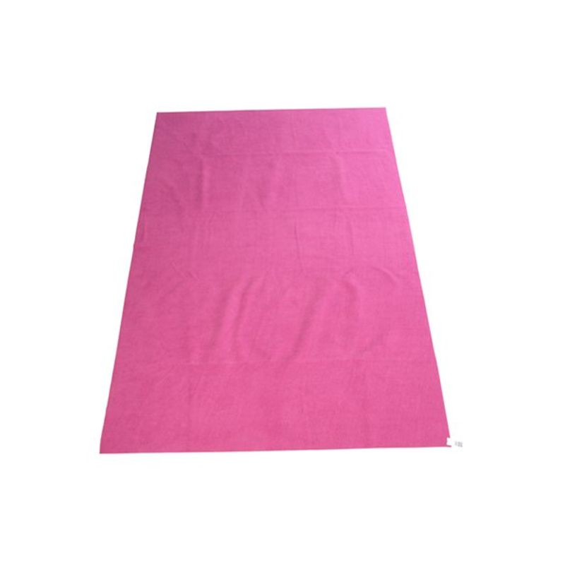 Mee Mee'S Baby Total Dry & Breathable Mattress Protector Mat - Rani Pink (L)