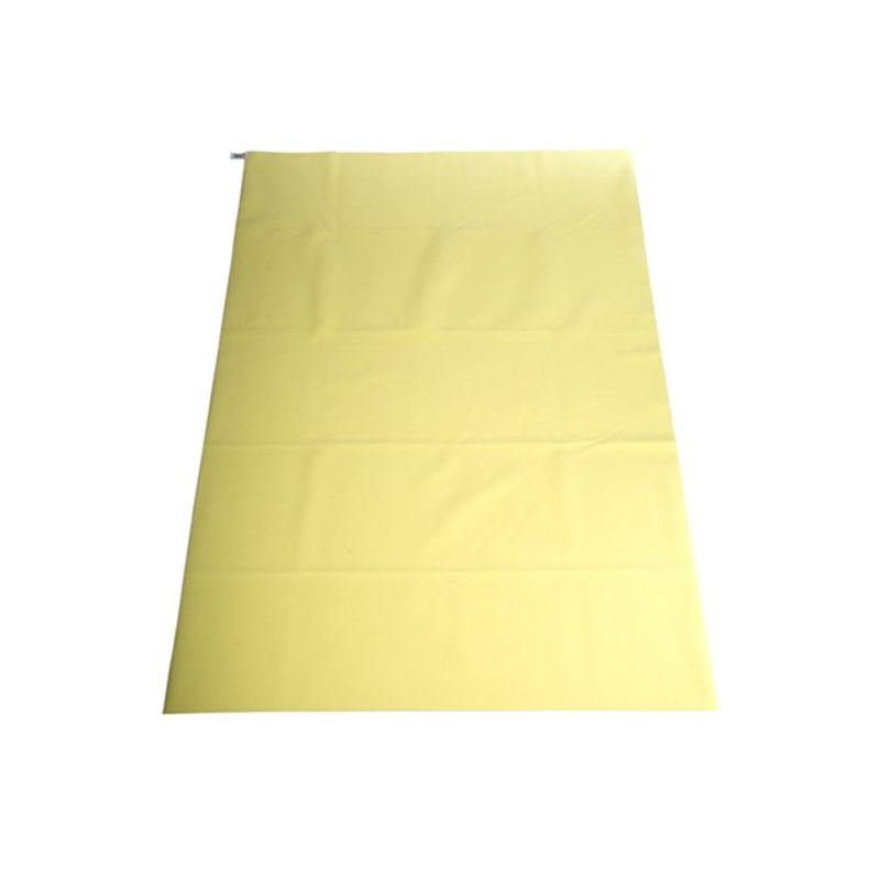 Mee Mee'S Baby Total Dry & Breathable Mattress Protector Mat - Yellow (L)