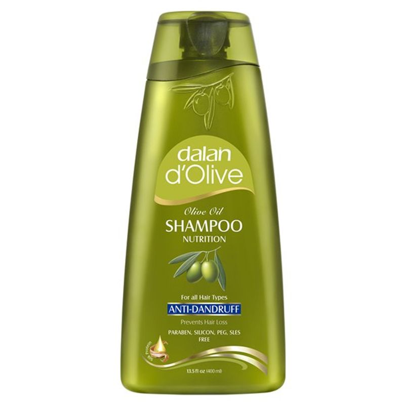 Dalan D'Olive Olive Oil Anti-Dandruff Shampoo