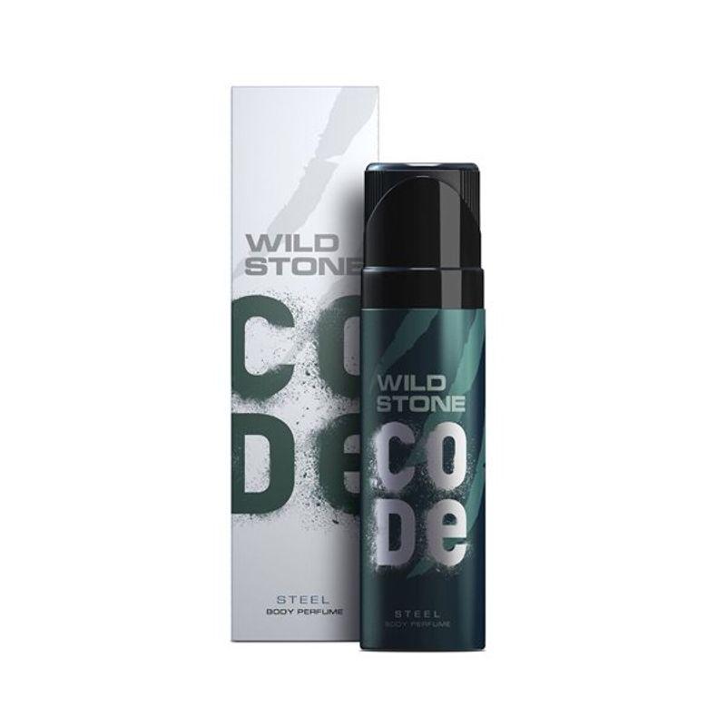 Wild Stone Code Steel Body Perfume