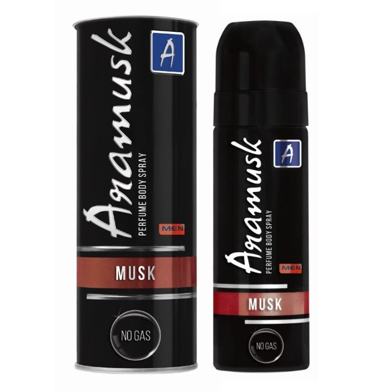 Aramusk Perfume Body Spray - Musk