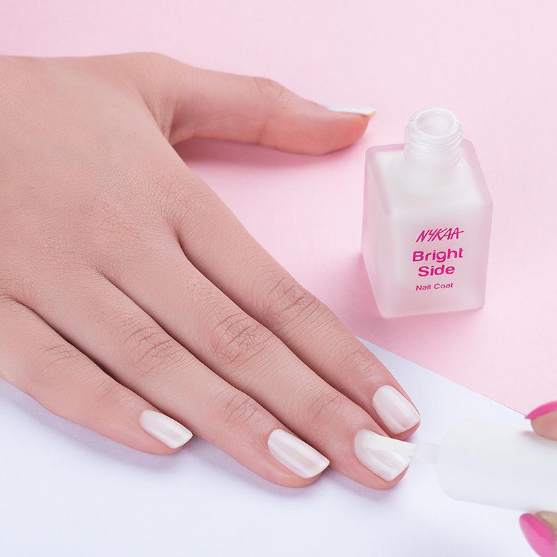 Nykaa Cosmetics Nail Care - Buy Nykaa Nail Care - Rock Hard Nail ...