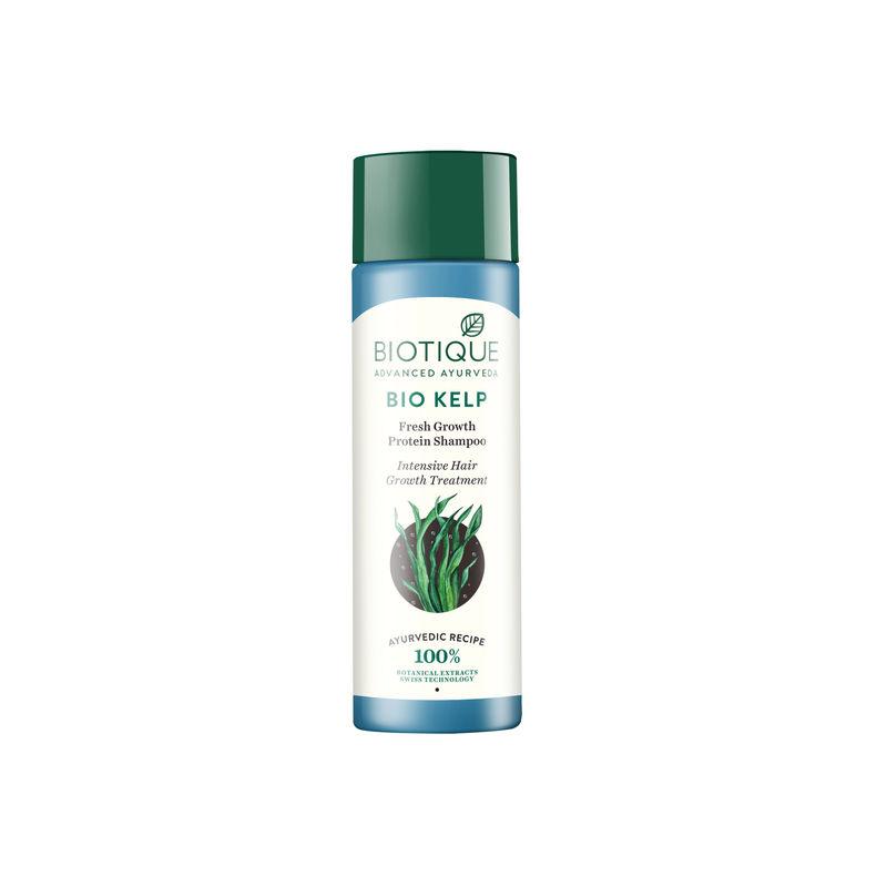 Biotique Bio Kelp Protein Shampoo For Falling Hair - 8906009454160