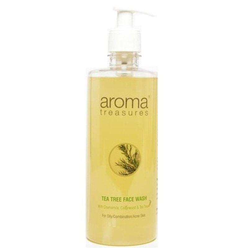 Aroma Treasures Tea Tree Face Wash