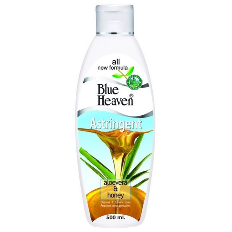 Blue Heaven Astringent Aloe Vera & Honey Cleanses & Tightens Pores