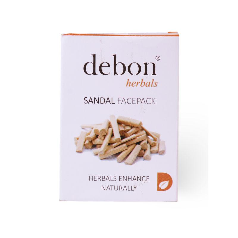 Debon Herbals Sandal Face Pack
