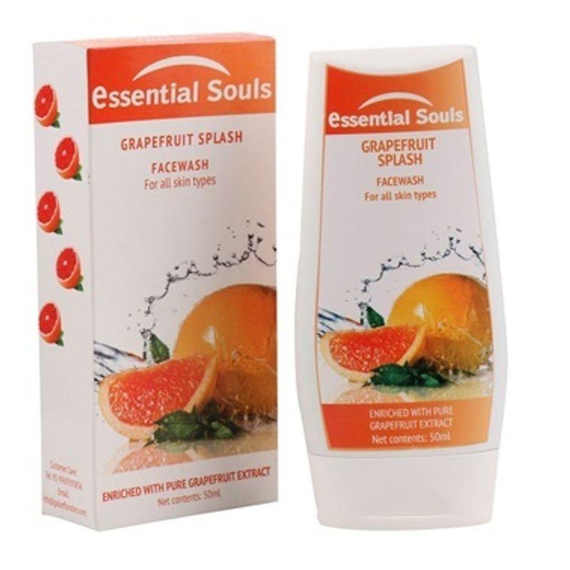 Essential Souls Grape Fruit Splash - Face Wash