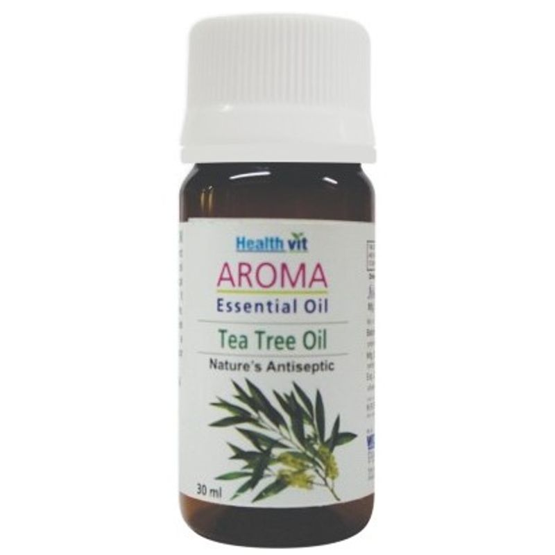 HealthVit Aroma Tea Tree Essential Oil