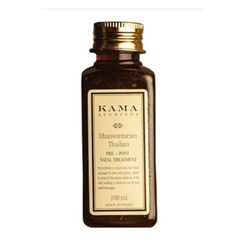 Kama Ayurveda Dhanwantaram Thailam Pre-post Natal Treatment Oil