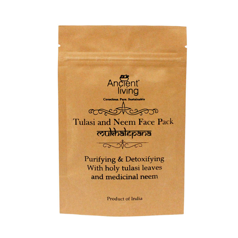 Ancient Living Tulasi And Neem Face Pack