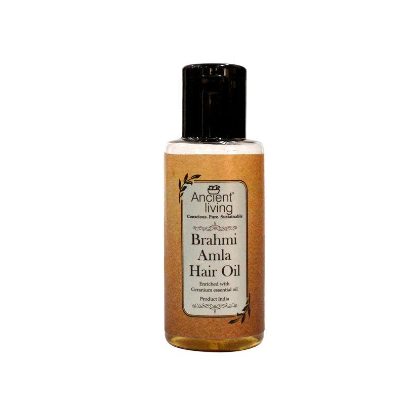 Ancient Living Brahmi & Amla Hair Oil - NYKANCTL00041