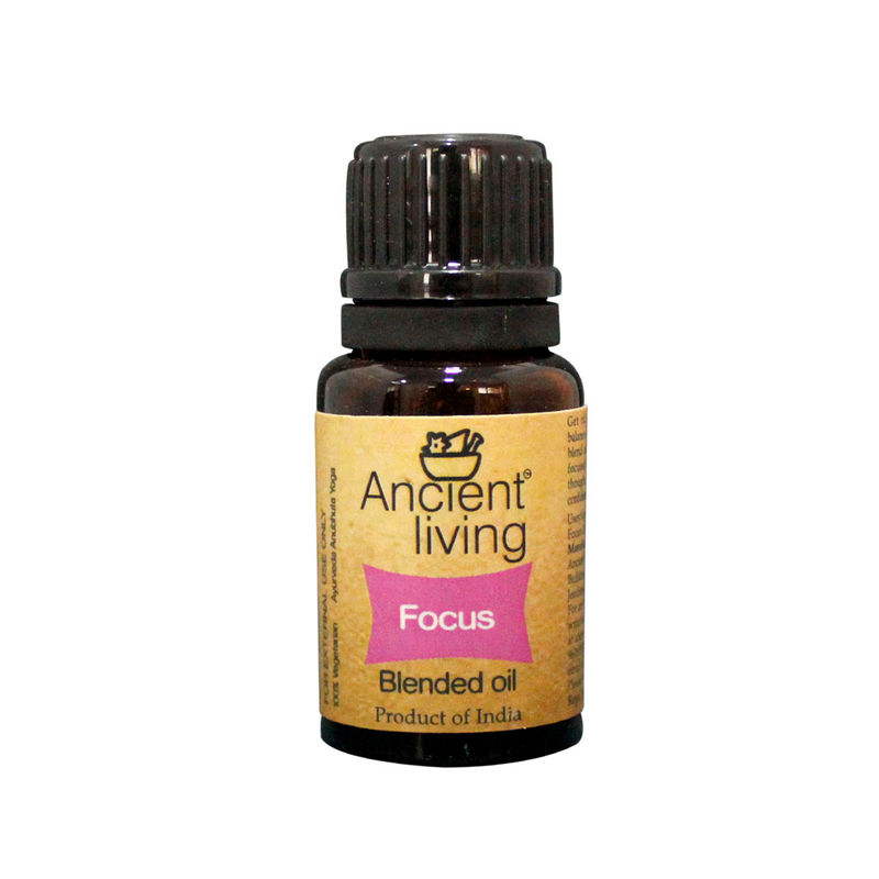 Ancient Living Focus Blended Oil