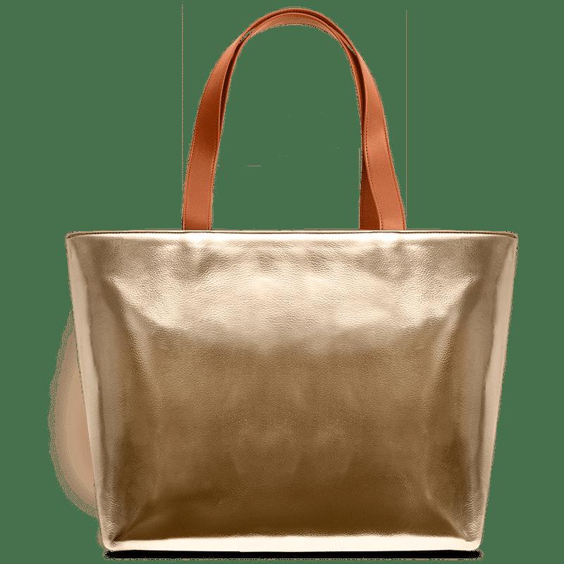 DailyObjects Gold Metallic Fatty Tote Bag at Nykaa.com 12b8cc45e0