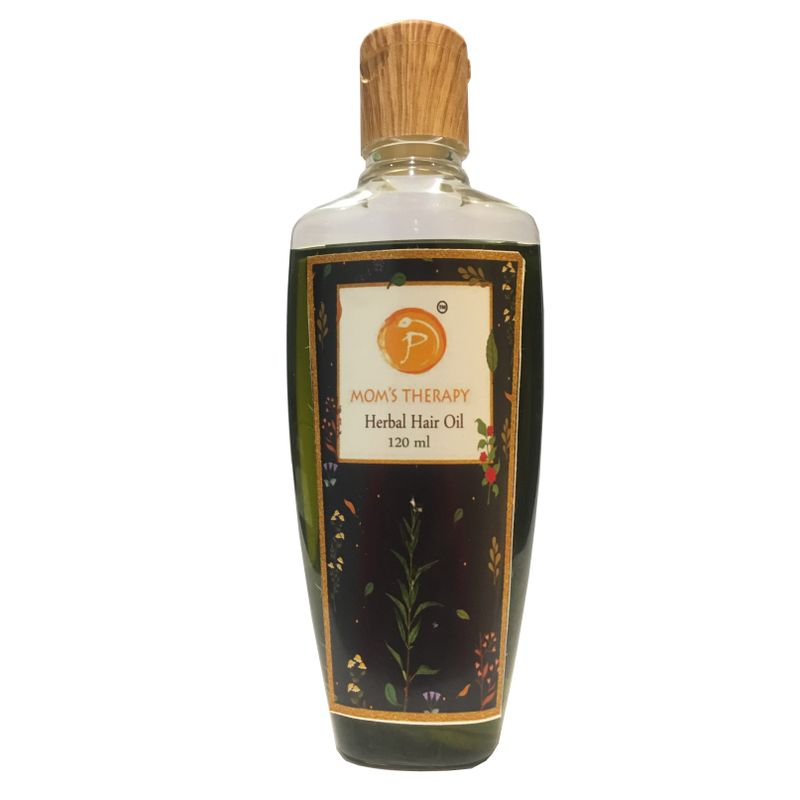 Mom's Therapy Herbal Hair Oil