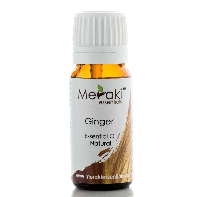 Meraki Essentials Ginger Essential Oil