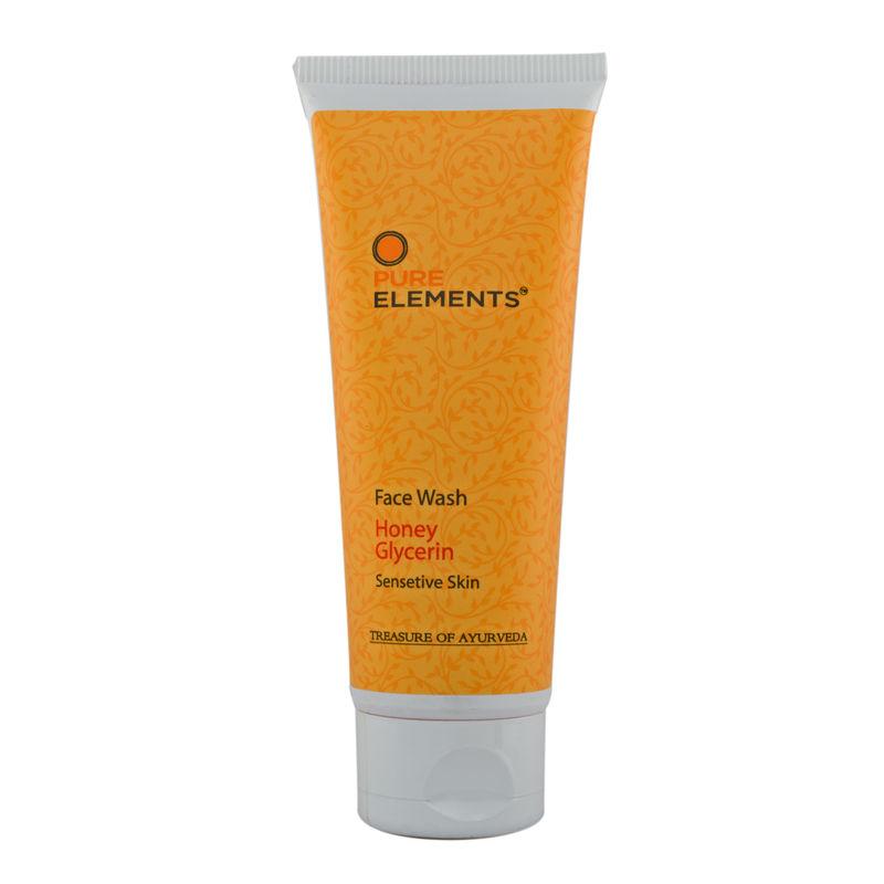 Pure Elements Honey Glycerine Face Wash