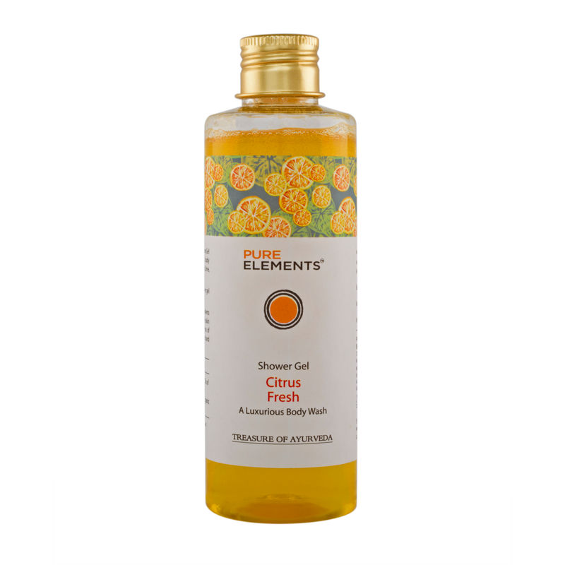Pure Elements Citrus Fresh Shower Gel