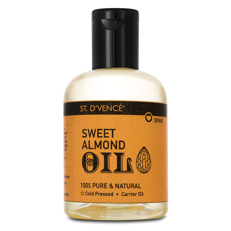 St. D'Vencé 100% Pure And Natural Almond Oil