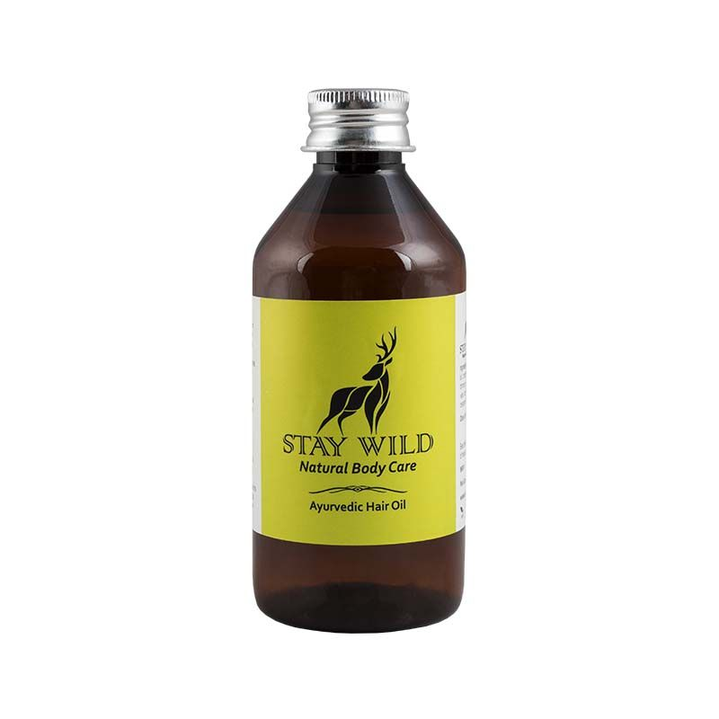 Stay Wild Ayurvedic Hair Oil