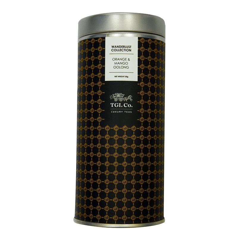 TGL Co. Orange And Mango Oolong Tea