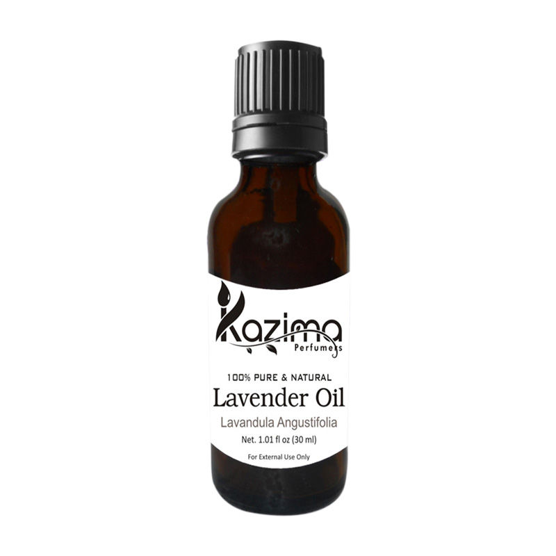 Kazima 100% Pure & Natural Lavender Oil - Lavandula Angustifolia