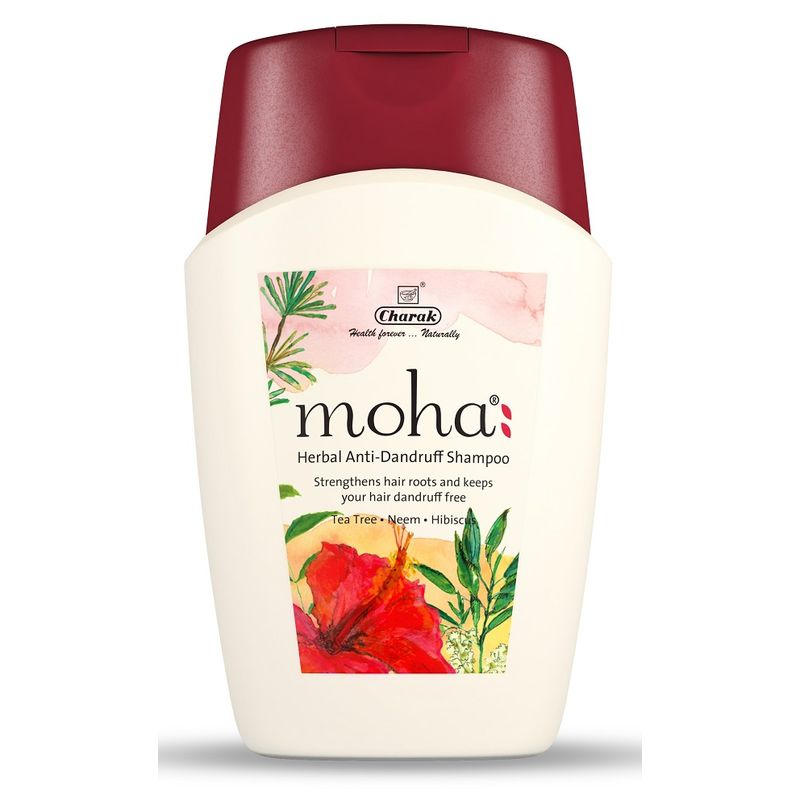 Moha Herbal Anti-Dandruff Shampoo