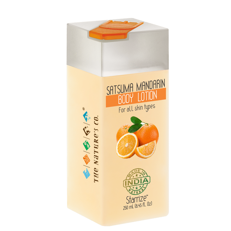 The Nature's Co. Satsuma Mandarin Body Lotion