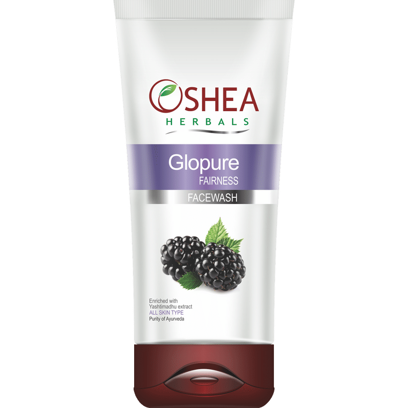 Oshea Herbals Glopure Fairness Face Wash