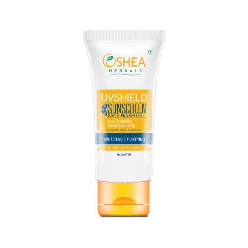 Oshea Herbals UV Shield Sun Screen Face Wash Gel
